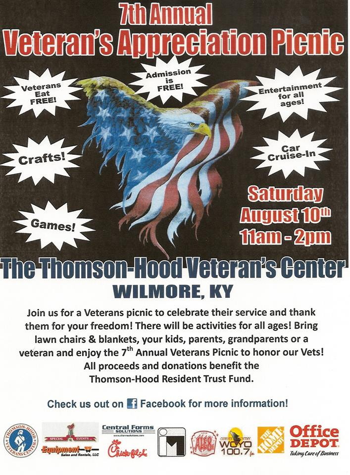 veterans picnic 2013